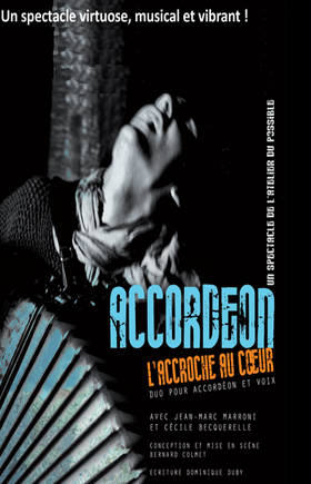 accordéon affiche